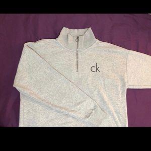 Calvin Klein oversized sweater women's